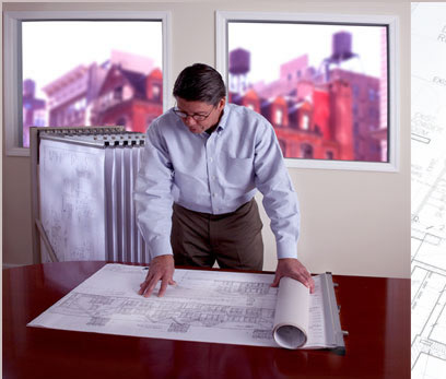 Brookside Designs large document storage products for architectural professionals.