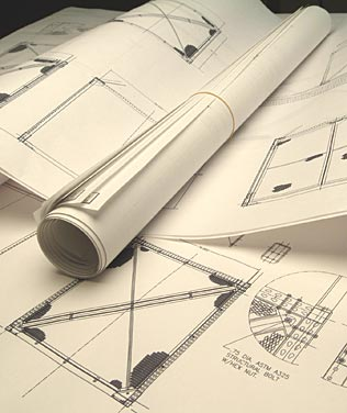 Architectural drawing storage that is both cost-effective and reliable.