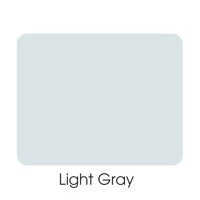 Facil flat files light gray color paint.