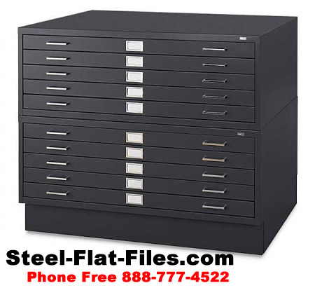 Safco Steel Flat Files
