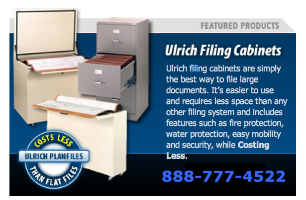 Ulrich filing cabinets - How to order.
